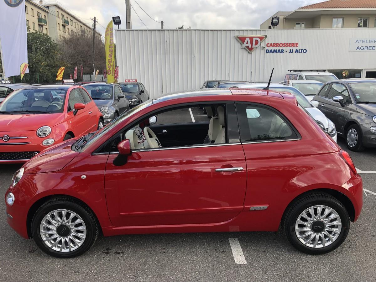 Fiat damar atelier agree - Fiat 500 occasion garage ...
